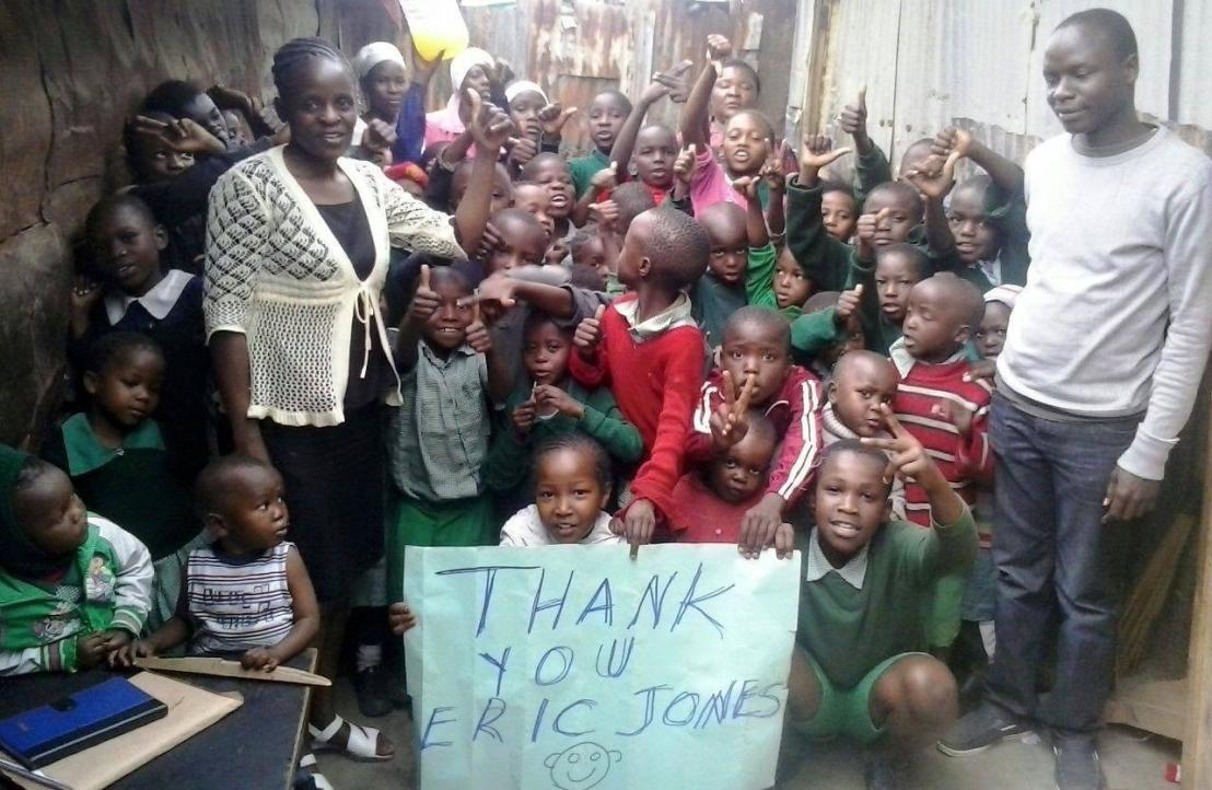 Thank you Eric Jones