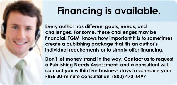 Financing for Publishing